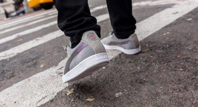 Puma Staple Suede 50 - Stone Forest