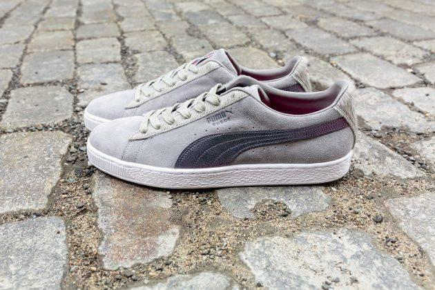 Обувь Puma Staple Suede 50 - Stone Forest
