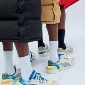 Обувь puma x ader error - Stone Forest