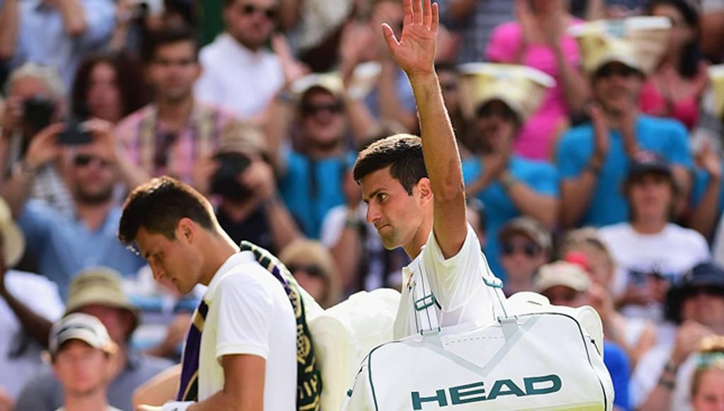 Bernard Tomic теннисист из австралии