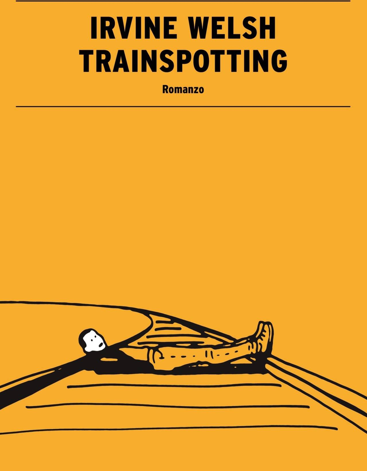 Роман Ирвин Уэлш Trainspotting - Stone Forest
