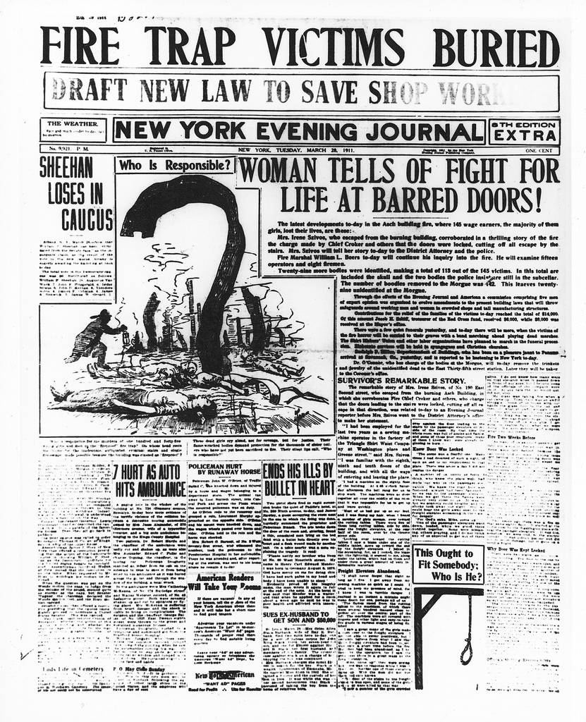 Газета Уильям Рэндольф Херст - Stone Forest