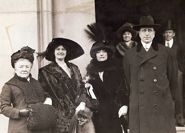 Семья Уильяма Рэндольфа Херста - Stone Forest