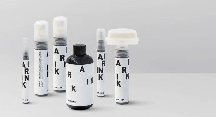 Air Ink - Каменный лес Stone Forest