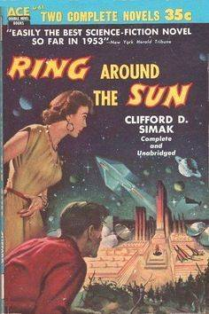 Клиффорд Саймак Кольцо вокруг Солнца - Каменый лес Stone Forest