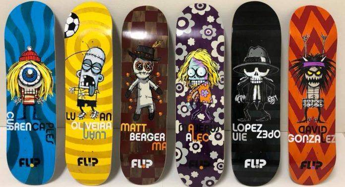 Flip Skateboards - Stone Forest