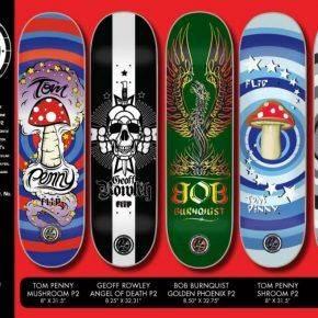 Доска Flip Skateboards - Stone Forest