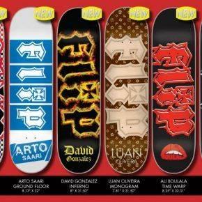 Скейты Flip Skateboards - Stone Forest