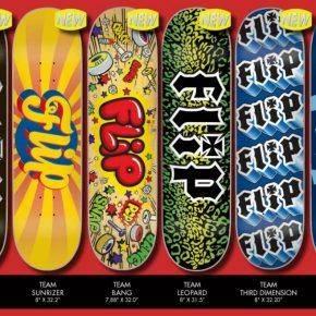 Модели Flip Skateboards - Stone Forest