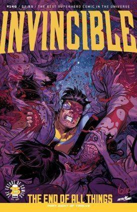 Image Comics Invincible - Каменный лес Stone Forest