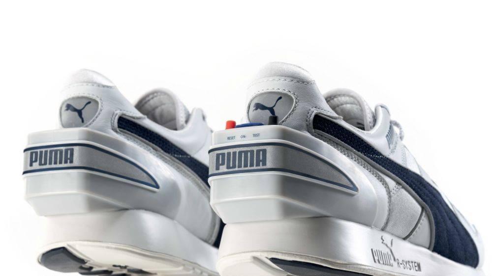 Ретро модели кроссовок Puma - переиздание декабря 2018 года dd7b9ba40d3