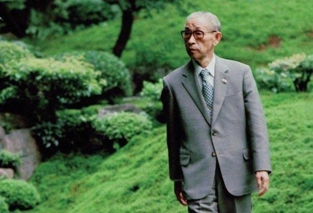 Основатель Panasonic - Каменный лес Stone Forest
