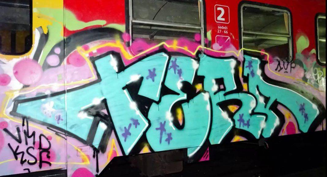 Tera graffiti 2016 - Каменный лес Stone Forest