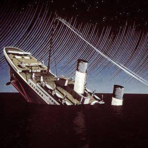 Крушение Титаника Томас Эндрюс - Stone Forest