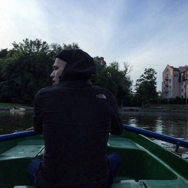 Фанат Балтика Калининград - Каменный лес Stone Forest