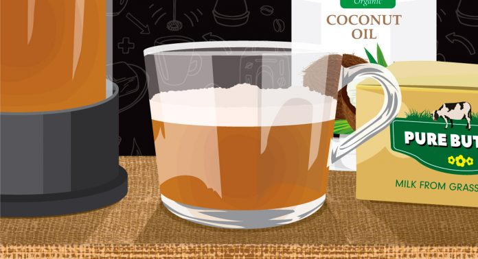 что такое бронекофе или bulletproof coffee