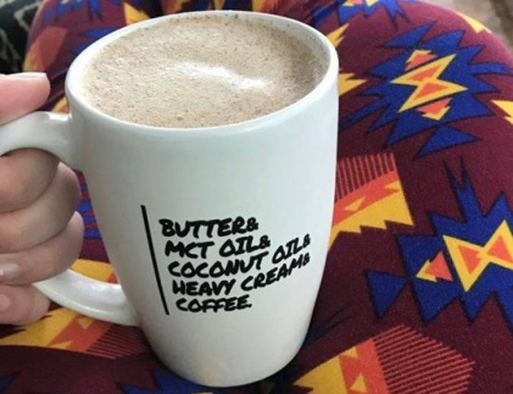 bulletproof кофе ингредиенты