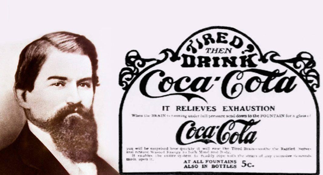 john stith pemberton создатель coca-cola