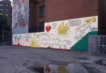 Виды граффити - Stone Forest