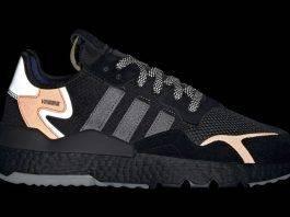 Кроссовки adidas Originals Nite Jogger — самые заметные в ночи