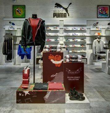 Puma Select - Stone Forest