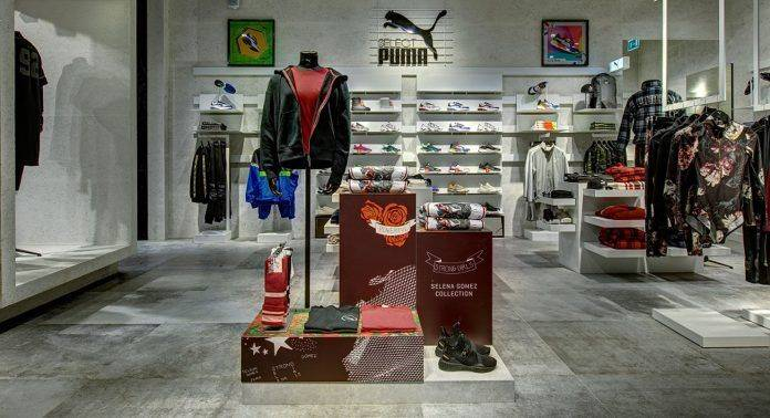Puma Select - Stone Forest