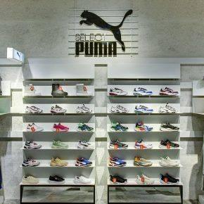 Puma Select Спб - Stone Forest