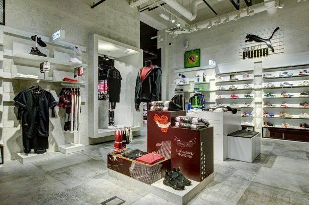 Puma Select трц галерея - Stone Forest