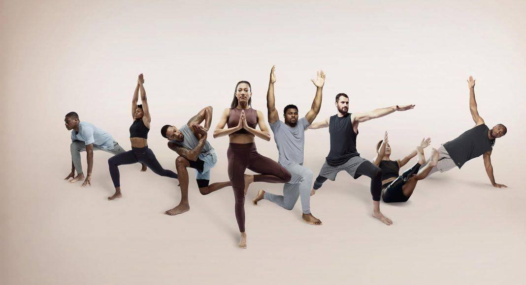 Nike Yoga - Каменный лес Stone Forest