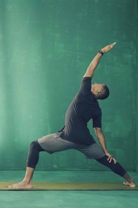 Nike Йога - Каменный лес Stone Forest