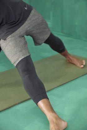 Найк Yoga - Каменный лес Stone Forest