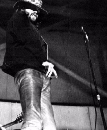Джим Моррисон на концерте 1969 года в Майами - Каменный Лес Stone Forest