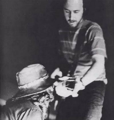 Джим Моррисон на концерте в марте 1969 года в Майами - Каменный Лес Stone Forest