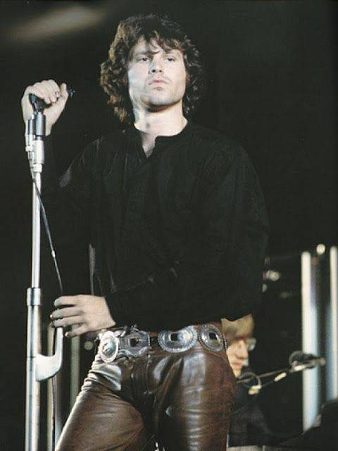 Джим Моррисон на концерте - Каменный Лес Stone Forest