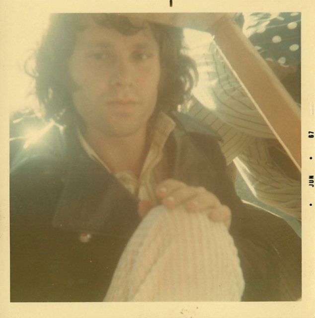 Джим Моррсион на фестивале KFRC Magic Mountain, июнь 1967 года, Гора Тамалпаис, Калифорния - Каменный Лес Stone Forest