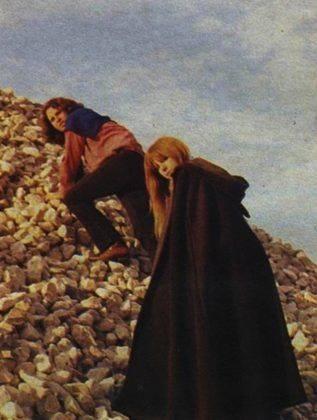 Джим Моррисон и Памела Курсон - Каменный Лес Stone Forest