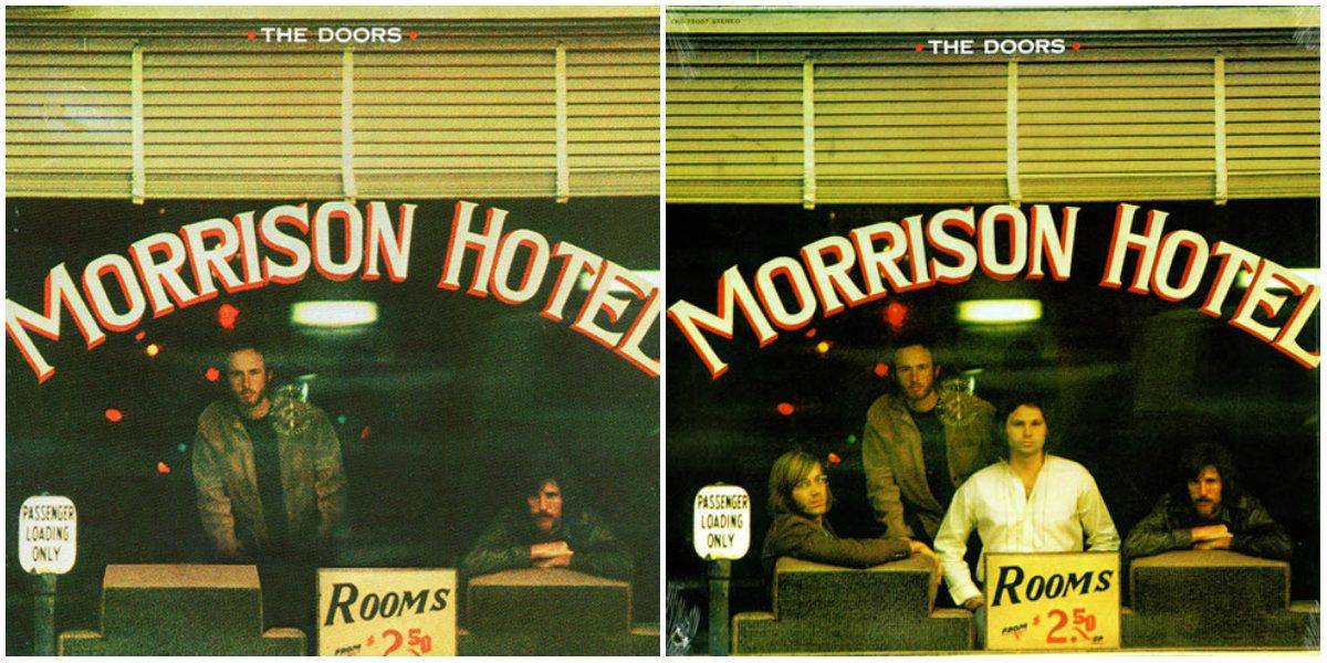 The Doors, Morrison Hotel - Каменный Лес Stone Forest