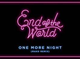 The End of the World - «One More Night» - Каменный лес Stone Forest