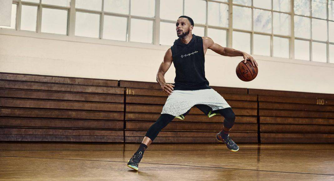 Under Armour Curry 6 - Каменный Лес Stone Forest