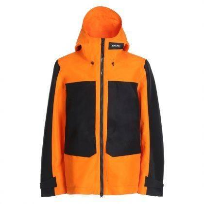 Куртка Woolrich Pro Ocean Carbon Jacket - Каменный лес Stone Forest