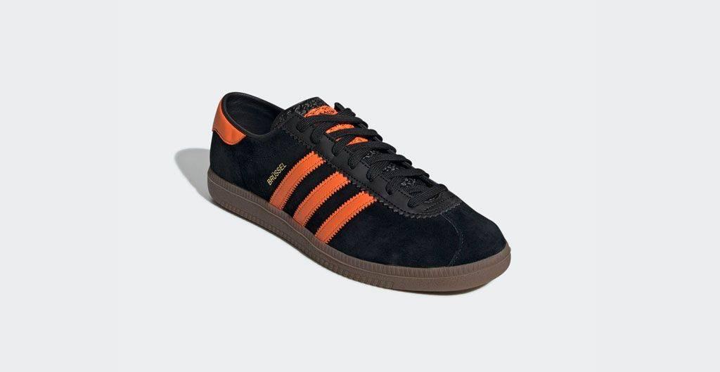 кроссовки adidas Brussels OG