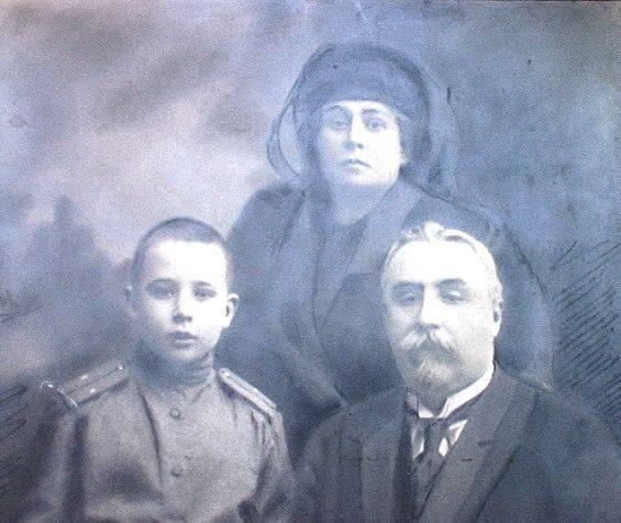 Аркадий Кошко с семьей - Каменный лес Stone Forest