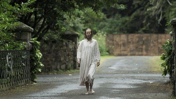 "Кадр из фильма ""Другой"" 2019 - Каменный лес Stone Forest"