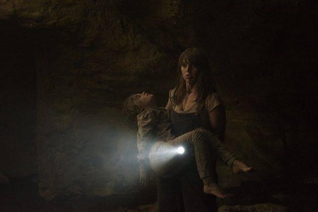 """Сцена из фильма """"Другой"""" 2019 - Каменный лес Stone Forest"""