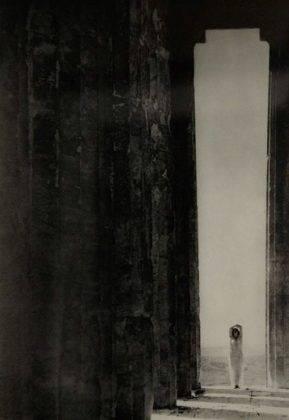 Работа Эдварда Стайхена - Каменный лес Stone Forest