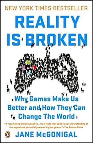 Джейн МакГонигал «Reality is broken: why games make us better and how they can change the world» - Каменный лес Stone Forest