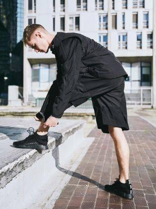 Обувь adidas Originals PT3 GORE-TEX ACMON S/S 2019 - Каменный лес Stone Forest