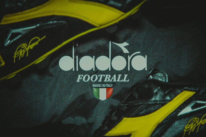 диадора футбольная экипировка