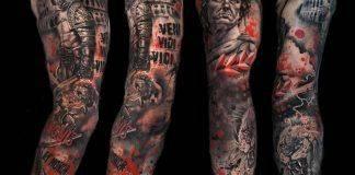 Как ухаживать за татуировкой - Каменный лес Stone Forest