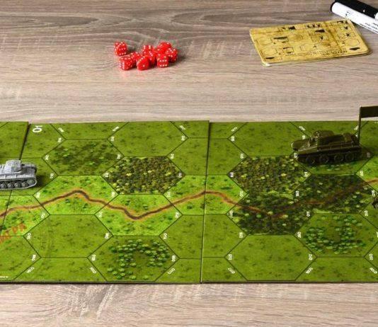 Мужская настольная игра - Каменный лес Stone Forest